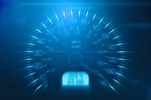 greitis, automobilio & nbsp, riba, pavojus, dujos, automatinis, automobilis, greitai, skristi, spidometras, greitis
