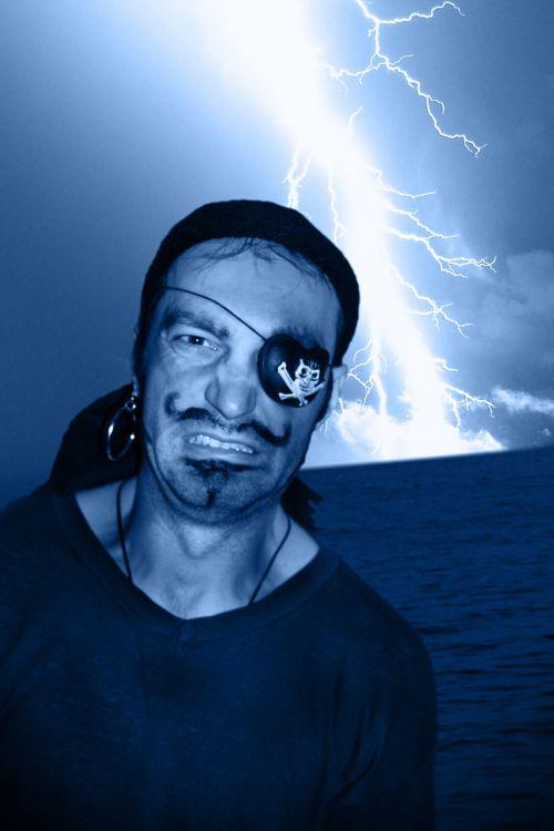 piktas, papludimys, kostiumas, pavojingas, veidas, Patinas, vyras, žmonės, piratavimas, piratas, piratai, plėšikas, skara, jūra, rimtas, somali, dantys, vagis, lobis, negraži, piktas piratas