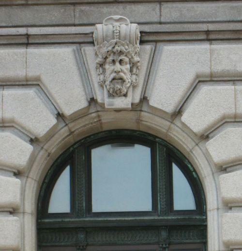 senas, pastatas, langas, architektūra, miestas, lango architektūra