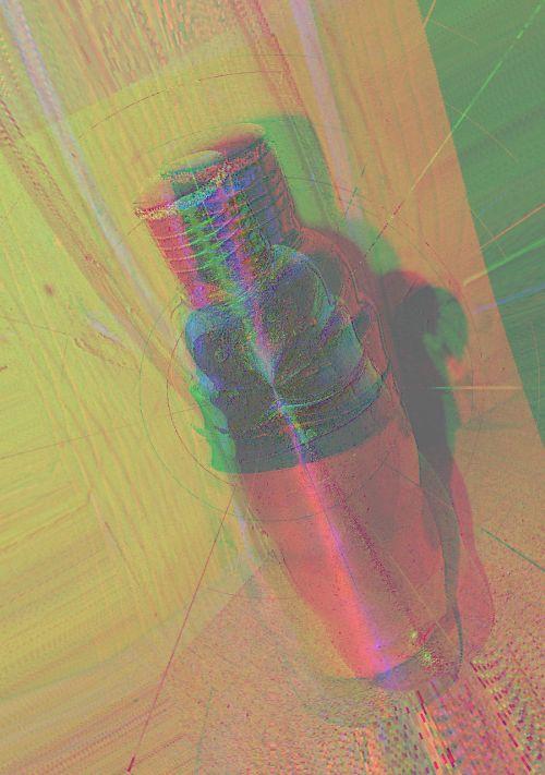 fonas, purtyklė, Martini, švytėjimas, linksmas, neonas švyti linksmas kratiklis