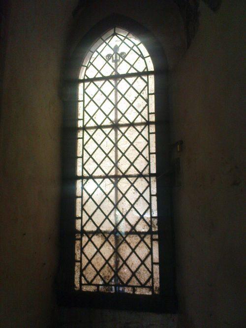 langas, mistinis, senas, mistinis langas