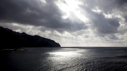 apšviesti,jūra,sala