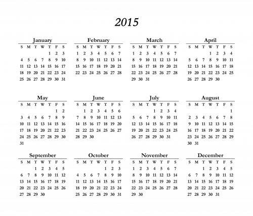 2015 m., kalendorius, planuotojas, metai, mėnuo, mėnesių, šablonas, planą, planavimas, planavimas & nbsp, į priekį, profesionalus, biuras, tekstas, 2015 kalendoriaus šablonas