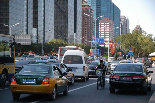 eismas, miestas, dviratis, mobilus, telefonas, miesto eismas ir mobilieji telefonai