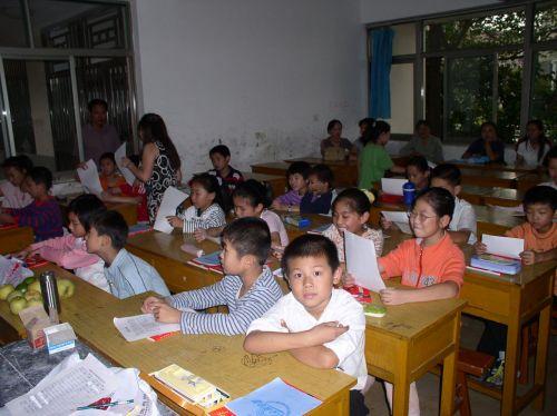 mokykla, vaikai, klasė, klasė, klasė