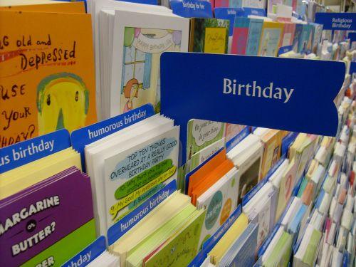 kortelė, gimtadienis, kortelės, rodyti, gimtadienio atvirukai