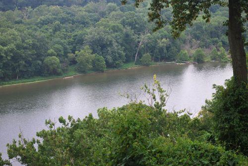 upė, nepastebėti, gamta, upės krantas, aukštis, išlipkite upę