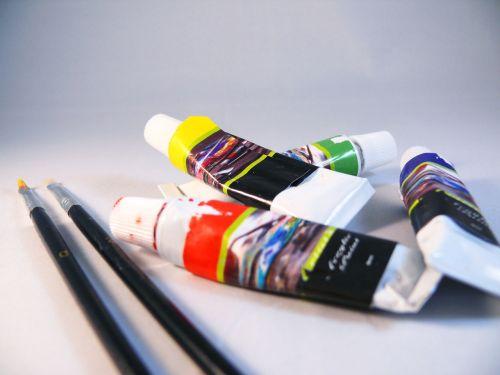 dažyti, menas, paveikslai, dažyti & nbsp, teptuku, raudona, mėlynas, spalvos, balta & nbsp, fonas, popierius, aliejus, dažai