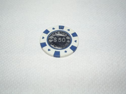 kazino, lustas, 50 $, 50 USD, 50 dolerių kazino lustas