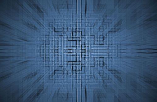 fonas, tekstūra, greitis, priartinti, mėlynas, technologija, hitech, aukštųjų technologijų, priartinti