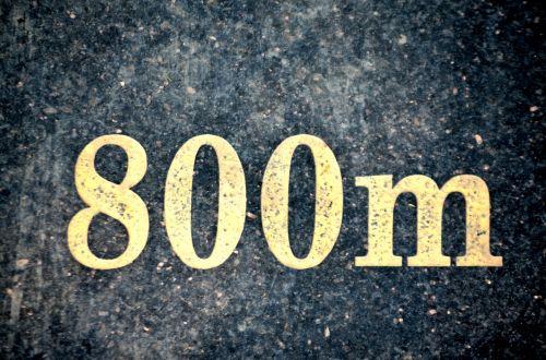 kitas, numeris, 800, metrai, atstumas, žymeklis, atstumas & nbsp, žymeklis, 800 metrai