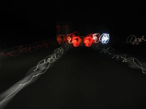 greitkelis, greitkelis, greitkelis, eismas, naktis, žibintai, greitkelis