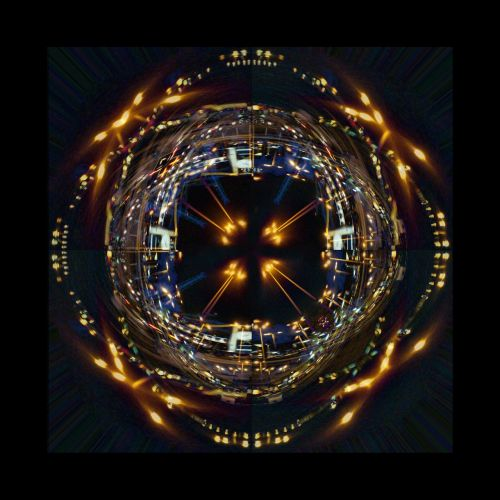 abstraktus,paimtas,spiralė,naktis,sūkurinė galaktika,galaktika,žibintai,ratas,šviesa,neryškus