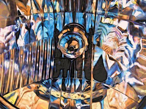 abstraktus,skaitmeninis menas,fonas,spalvinga,refleksijos,padengtas