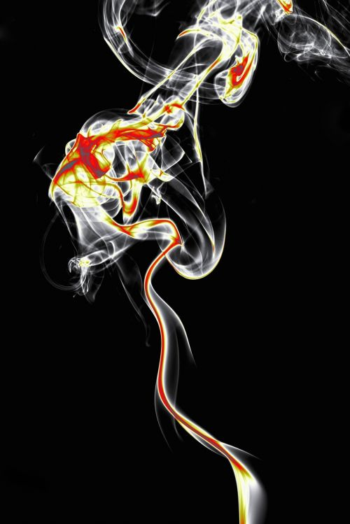 abstrakcija,dūmai,pabrėžia