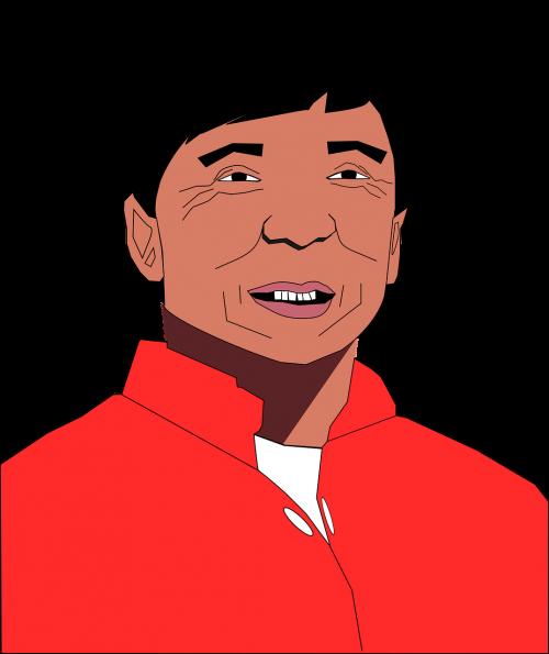 aktorius,Chan,kinai,Holivudo aktorius,Honkongas,Jackie,Jackie Chan,kovų menai,nemokama vektorinė grafika