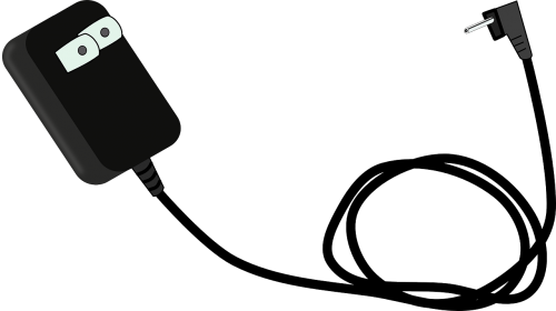 adapteris,įkroviklis,elektronika,nemokama vektorinė grafika