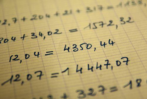 papildymai,skaičiavimai,rezultatas,numeriai