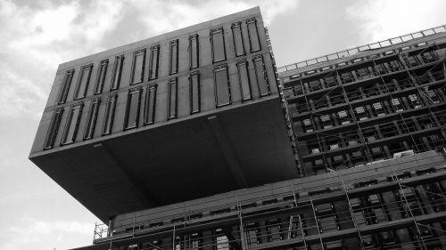 administracinis pastatas, biurų pastatas, pastatas, architektūra, naujas pastatas, Čekijos Respublika, modernus pastatas