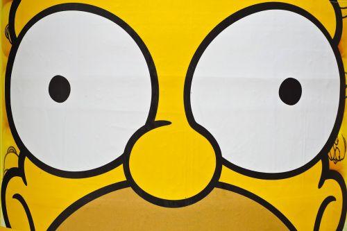 reklama,plakatas,plakatwerbung,spalvinga,produkto reklama,reklamos pakopa,vieta reklamai,animacinio filmo herojus,Homeras Simsonas,akys,geltona,plakato reklama,Rodyti,skelbimas,visuomenė,miestas,figūra,menas,modernus menas,animacinis filmas,kultas,miesto,kūrybingas,dizainas,kūrybiškumas,grafika,grafiškai,spalva