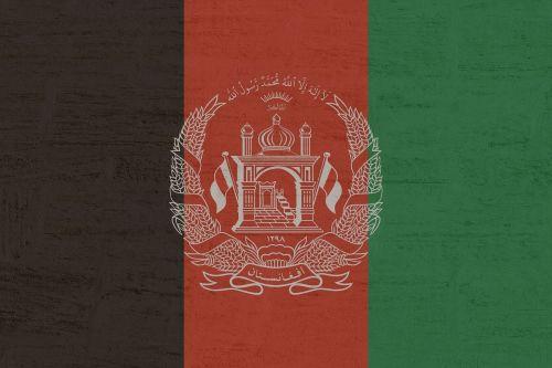 Afganistanas,vėliava