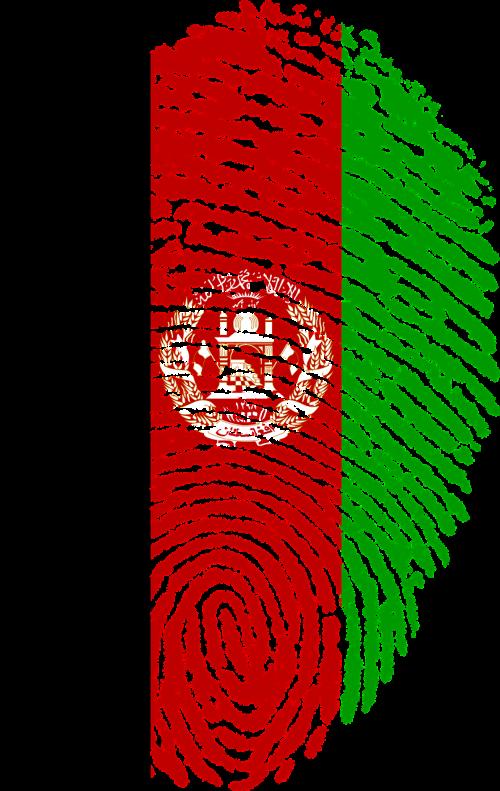 Afganistanas,vėliava,pirštų atspaudai,Šalis,pasididžiavimas,tapatybė,simbolis,ženklas,pirštas,spausdinti,nacionalinis,tauta,patriotinis,patriotizmas,simbolinis,fingermark,kelionė,id,kultūra,pilietybė,suvereni,pirštų atspaudai,identifikavimas,individualumas,Asmeninis,įspūdis,emblema,paveldas,vyriausybė,pasas,rašalas,saugumas,tyrimas,privatumas,imigrantas,pilietis,biometriniai,imigracija,Afganistanas,asija,asian,į pietus