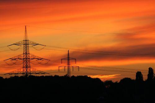 afterglow,nuotaika,saulėlydis