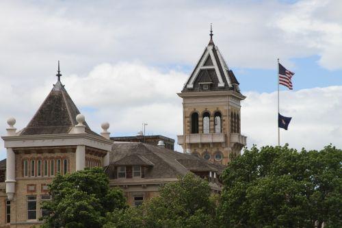 akmenys,Utah,Utah valstybinis universitetas,senas pagrindinis
