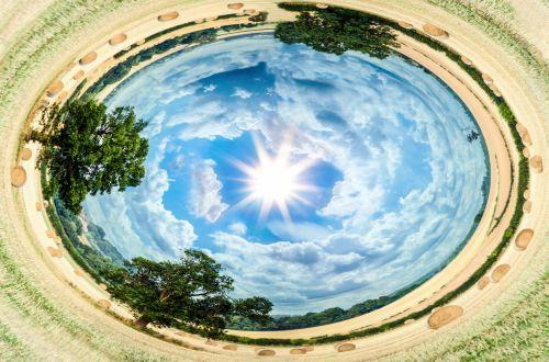 Žemdirbystė, laukas, kraštovaizdis, abstraktus, vasara, pavasaris, ruduo, dangus, saulė, Žemdirbystė