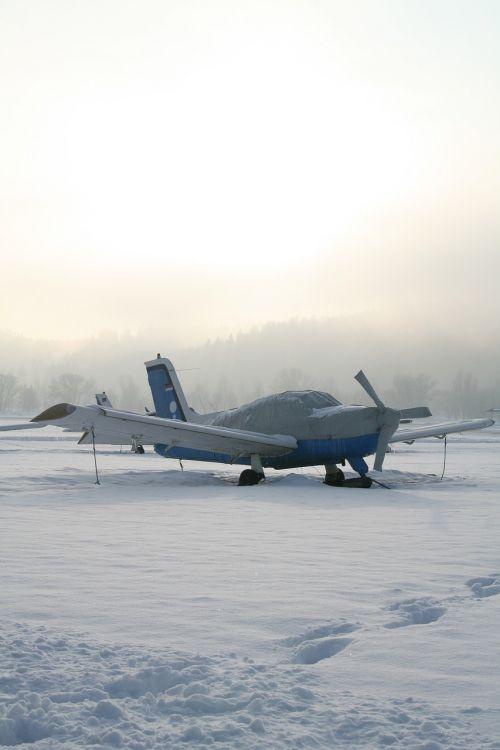 Orlaivis, Propelerio Plokštuma, M17, Propeleris, Sportinis Orlaivis, Žiema, Lengvas Orlaivis
