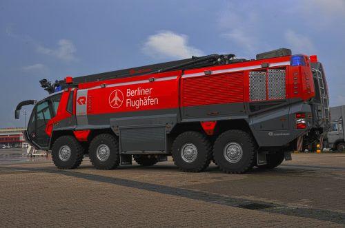 aerodromo gaisrinė mašina,Berlynas,panteras