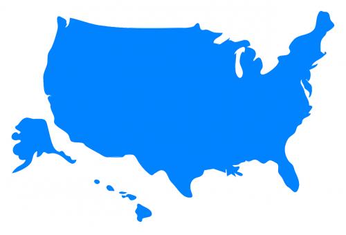 alaska,alaskos siluetas,Hawaii,žemėlapio siluetas,mus,usa,usa map,JAV siluetas,nemokama vektorinė grafika