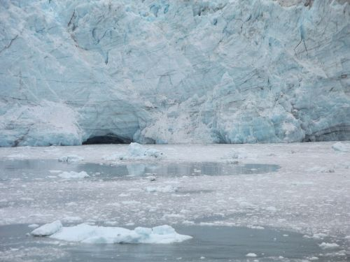 Alaska, Ledynas, Ledas, Ledkalnis