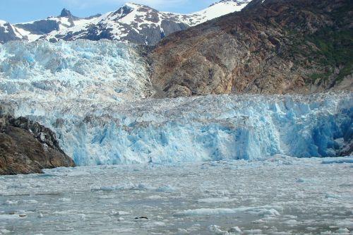 alaska,ledynas,kalnas