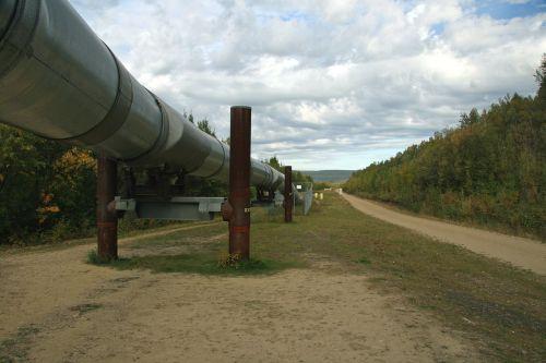 alaska,alaska dujotiekis,aliejus,gabenimas,dujotiekis,gamta,struktūra,orientyras,architektūra,orientyrai,Iš arti
