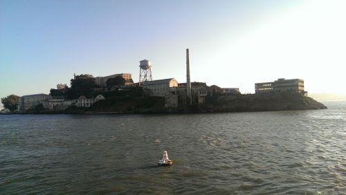 alcatraz,akmuo,sala,alcatraz sala,kalėjimas,Kalifornija,San Franciskas