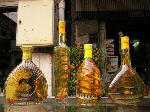 alkoholis,gerti,likeris,gyvatės,įterpta,skorpionas,laosas,į pietryčius,asija,taip