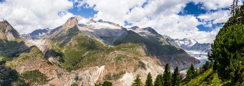 aletsch ledynas,aletsch,ledynas,žygiai,Šveicarija,didžiausias ledynas,eisgigant,klimatas,klimato atšilimas,valais,kalnai,Alpių,aukšti kalnai,riederalp
