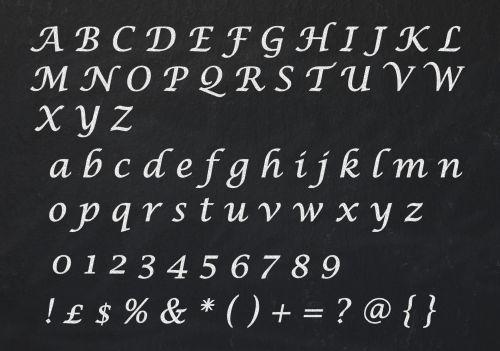abėcėlė, raidės, Iliustracijos, lentynas, lenta, kreida, abėcėlė & nbsp, raidės, iliustracija, Scrapbooking, tekstas, šrifto, Laisvas, viešasis & nbsp, domenas, abėcėlių raidės lentos