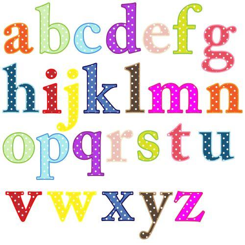 abėcėlė, raidės, abėcėlė & nbsp, raidės, polka & nbsp, taškų, dėmės, spalvinga, Iliustracijos, Scrapbooking, šviesus, abėcėlės raidės klipas-menas