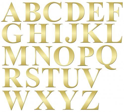 abėcėlė, raidės, abėcėlė & nbsp, raidės, a-z, auksas, viršutinis & nbsp, atvejis, sostinės, kapitalo & nbsp, raidės, Iliustracijos, iliustracija, Scrapbooking, crafting, tekstas, abėcėlės raidės aukso klipas-menas