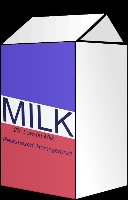 abėcėlių žodžių vaizdai,gėrimas,kartonas,gerti,maistas,skystas,pienas,pieno dėžutė,nemokama vektorinė grafika