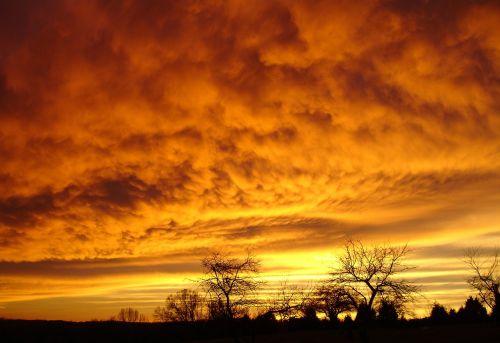gintaro dangus,aukso dangus,auksas,dangus,raudona,ugnis,saulėlydis,saulėtekis,šviesus,gyvas,gražus