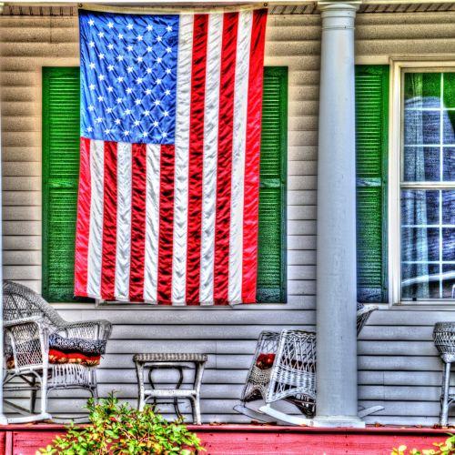 vėliava, amerikietis, prasideda & nbsp, juostelės, Šalis, americana, usa, nepriklausomybė & nbsp, diena, 4th & nbsp, liepos, veteranai & nbsp, diena, taika, darbo diena & nbsp, memorialinis & nbsp, diena, amerikietiškas namas