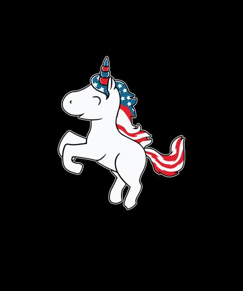 americon, vienaragis, Amerikos vėliava, mielas ekrano užsklanda, Nemokama iliustracijos