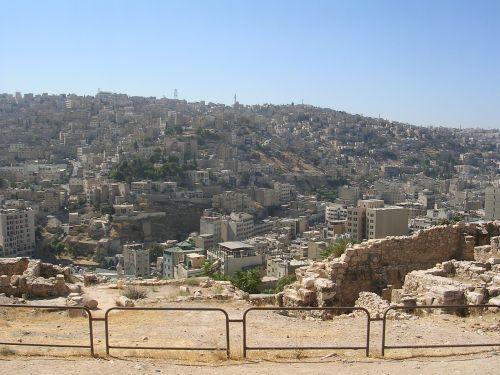 amanas,jordan,citadel kalnas,sugadinti,Artimieji Rytai,kelionė,šventė,Islamas,orientuotis,akmuo