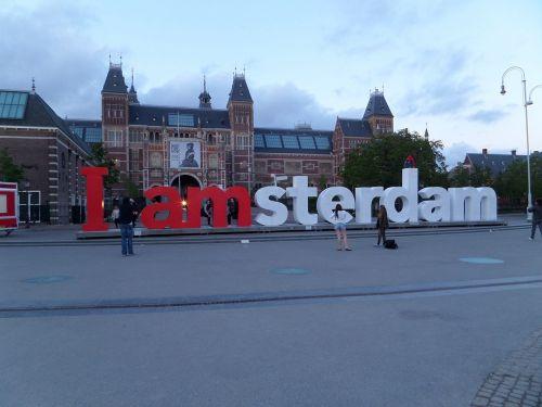 Amsterdamas,Nyderlandai,pritraukimas