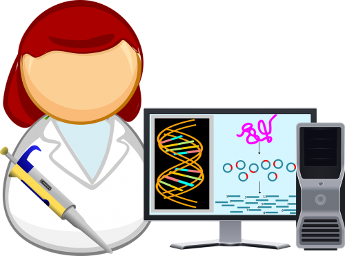 analizė,biologija,biotechnologija,komiksai,dna,genetika,sveikata,laboratorija,molekulinė biologija,mokslas,nemokama vektorinė grafika