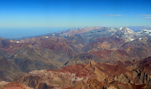 andes,kalnai,Pietų Amerika,kraštovaizdis,turizmas,vaizdingas,diapazonas,orientyras,virš andes