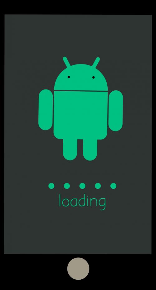 android,Operacinė sistema,perkrauti,atidarymas,sistemos atnaujinimas,patobulinti,technologija,išmanusis telefonas,nemokama vektorinė grafika